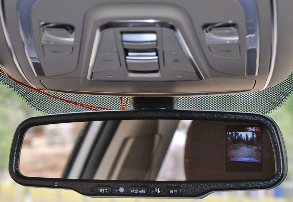 از تنظیم آینه داخلی خودرو چه می دانید؟