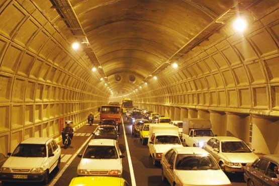 با قوانین تردد در تونل ها آشنا شوید