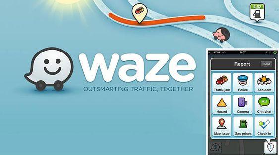 آیا امکان شناسایی محدوده طرح ترافیک در waze وجود دارد؟