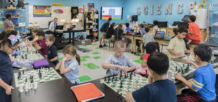 آیا بهتر هست هر کودکی بازی شطرنج را یاد بگیرد ؟