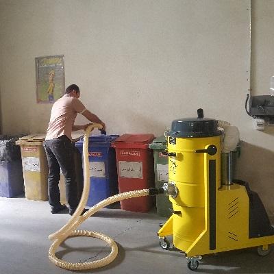 جاروبرقی دائم کار صنعتی در چه مکان هایی کاربرد دارد؟