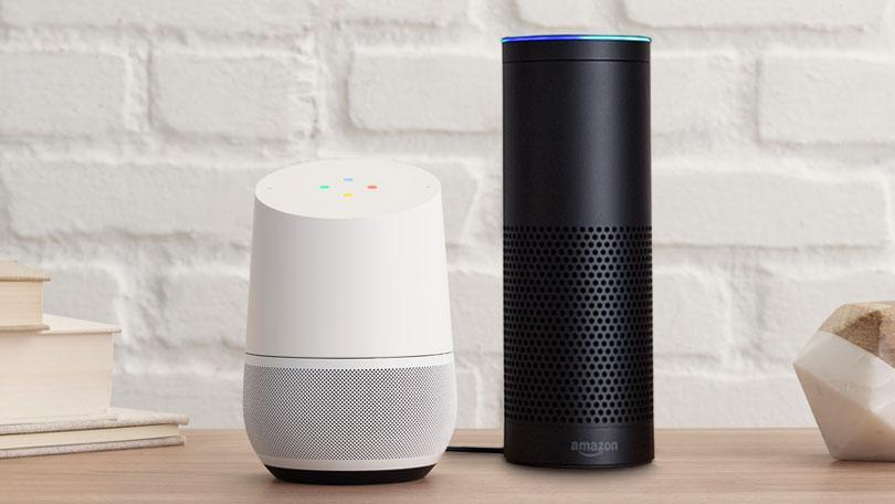 رقابت دستیار گوگل با الکسا آمازون در CES 2019