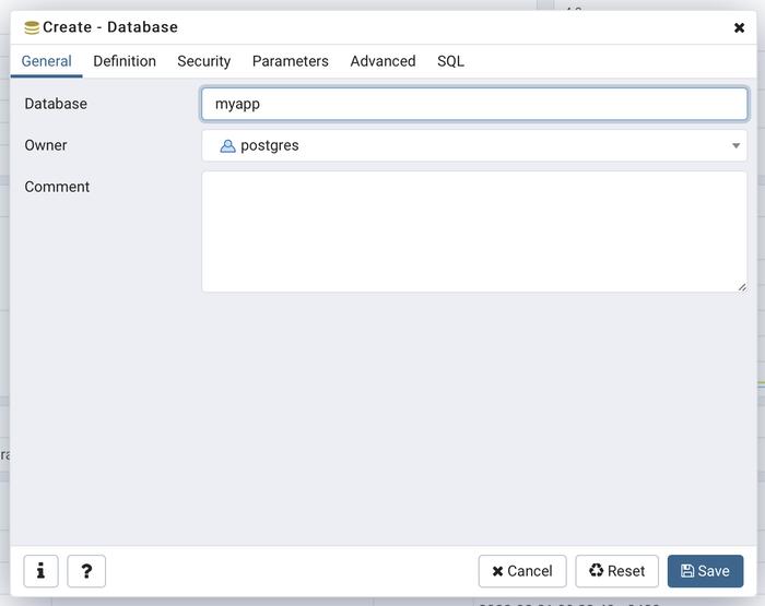 ایجاد پروژه Flask با Postgresql در Mac-OSX