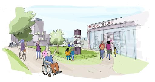 یک شهر واقعاً «زیستپذیر برای معلولین» چگونه خواهد بود؟