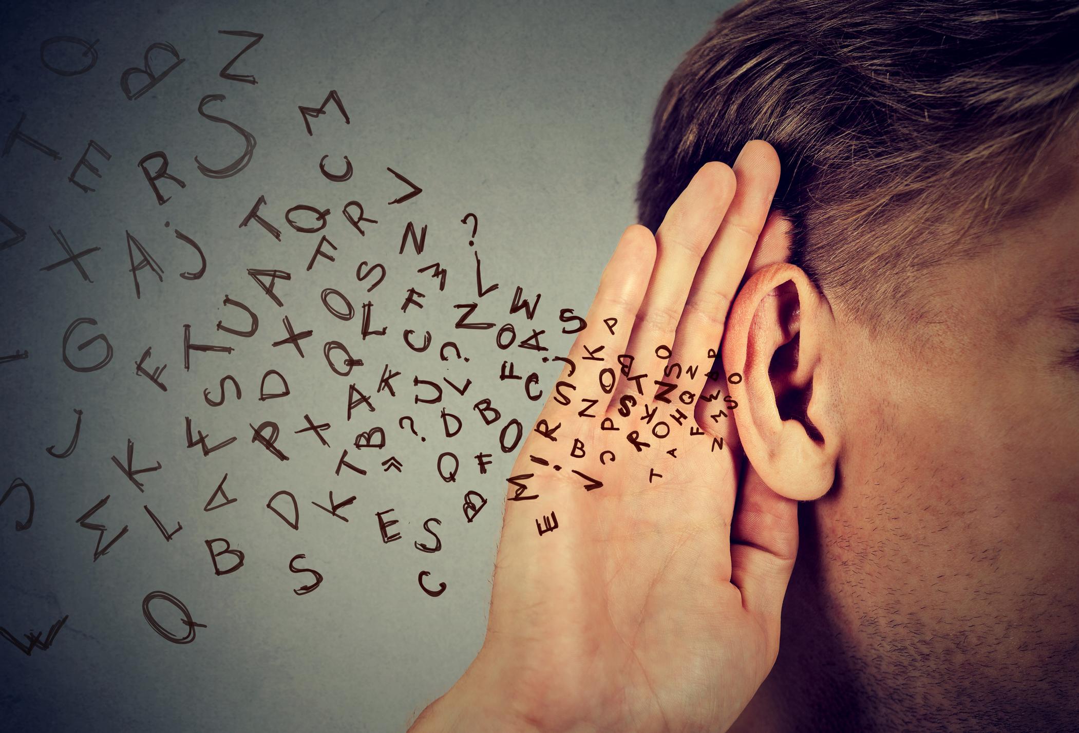 دو گوش دارید و یک دهن و دو چشم، پس دوبرابر گوش بدید و دو برابر ببینید اما یک برابر حرف بزنید