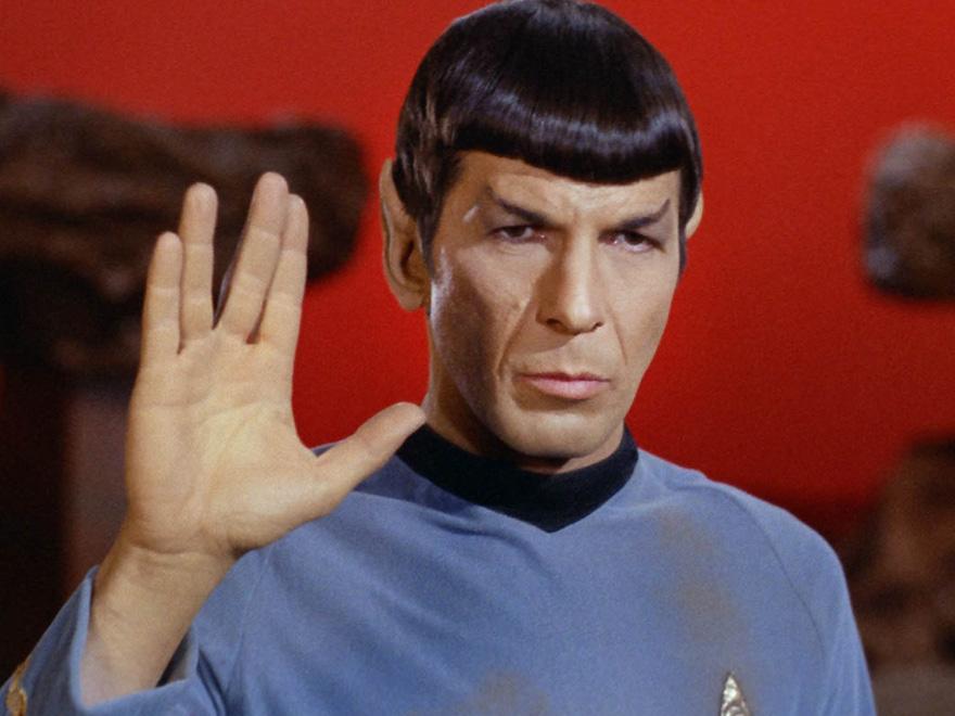 شخصیت Spock در فیلم Star Trek