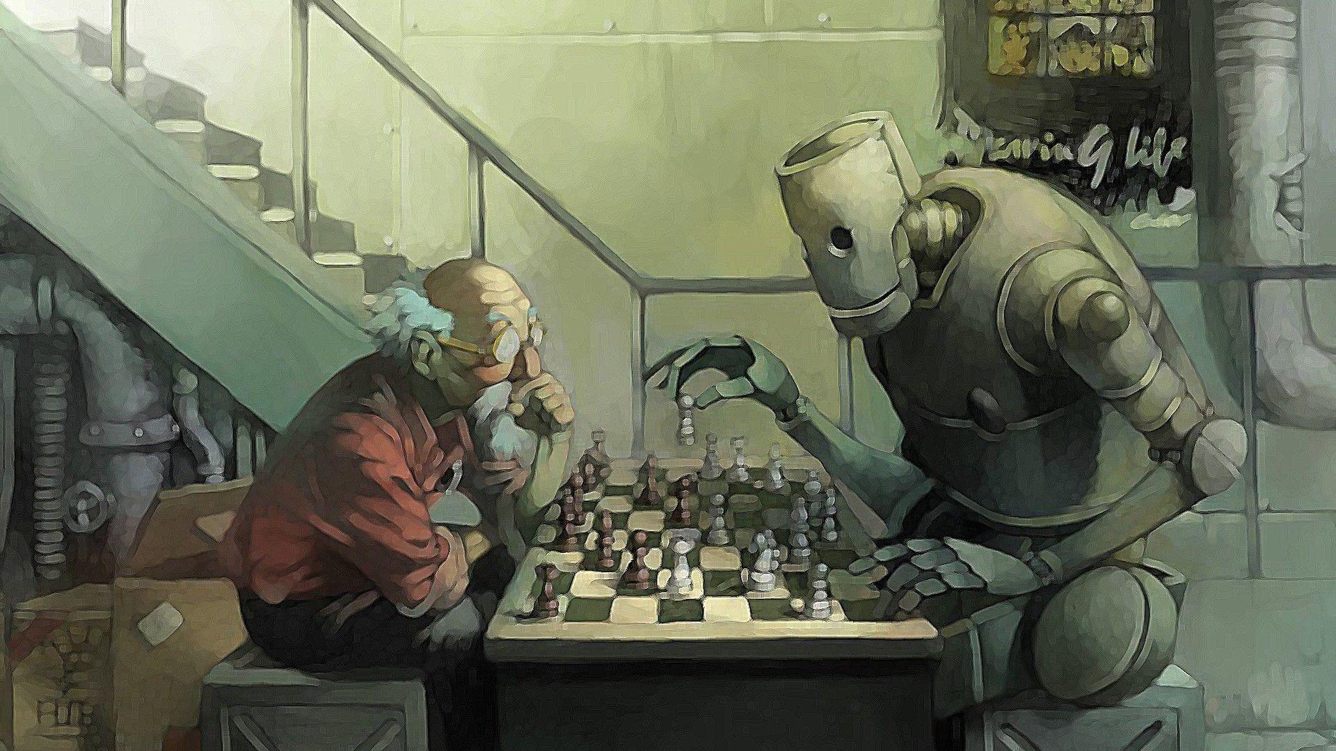 آیا ربات ها آدم ها را در شطرنج شکست میدهند؟
