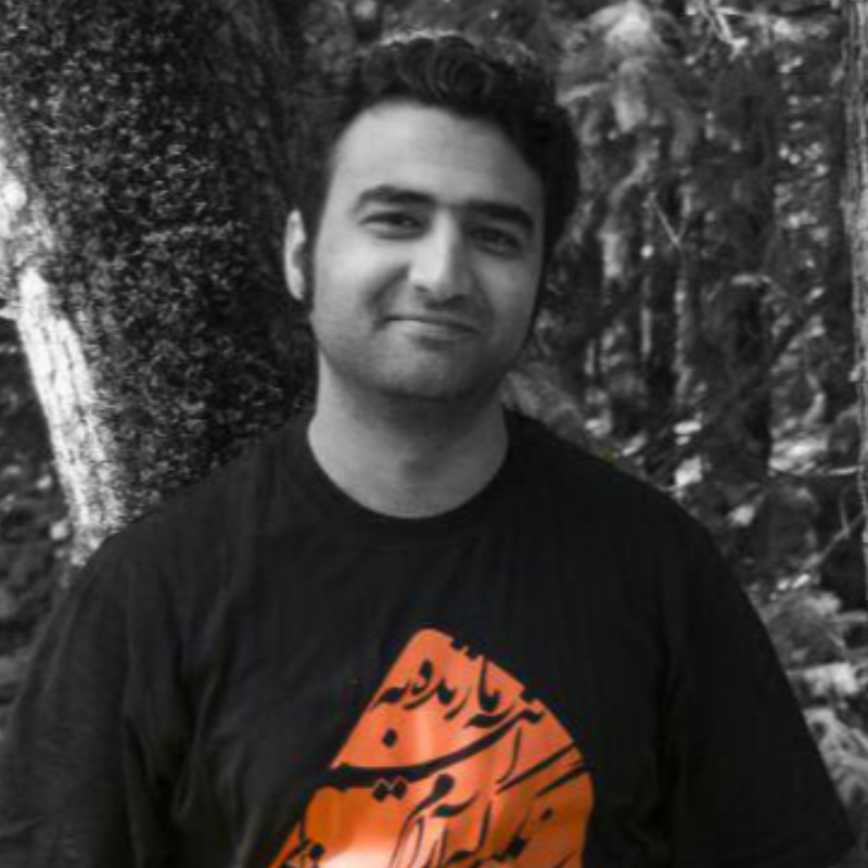 آقای نارنجی (محمدرضا پایدار)