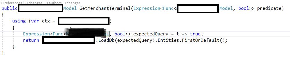 تبدیلType استفاده شده در  Expression ها با استفاده از ExpressoinVisitor
