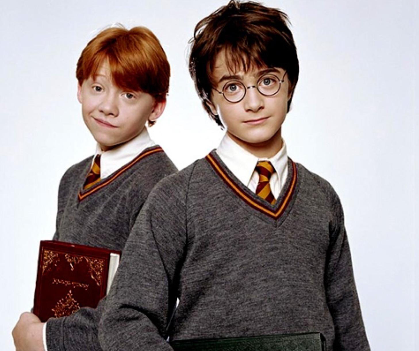هری و رون