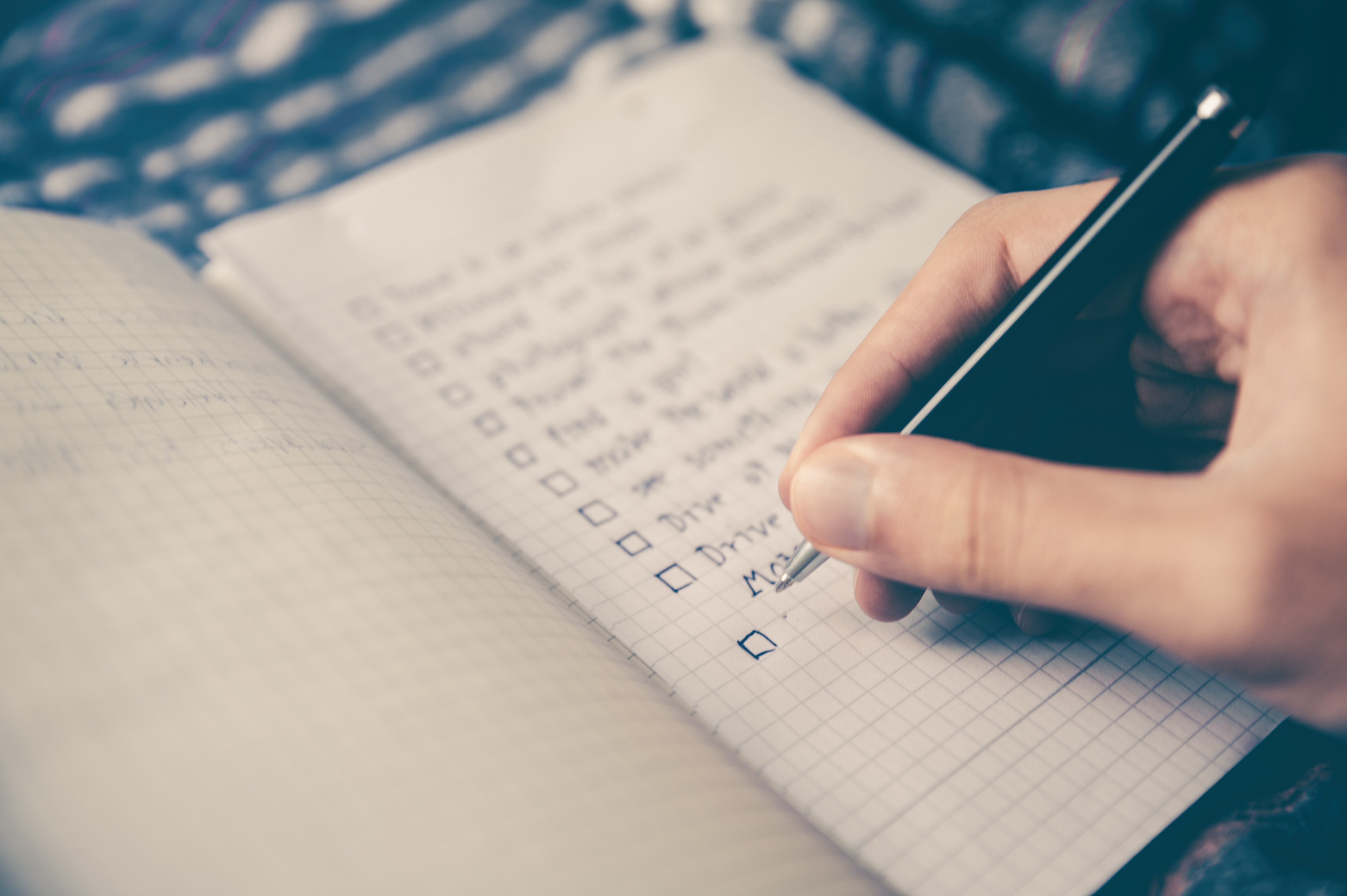 چک لیست لانچ - Launch Checklist