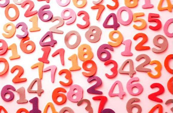 مرگ بر عدد و رقم ها!
