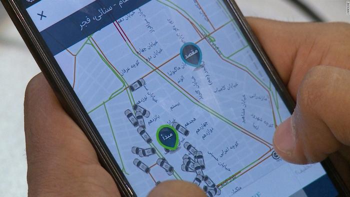 امنیت سفر خود را در تاکسی های اینترنتی با رعایت این نکات بیشتر کنید