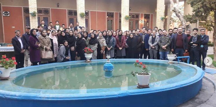 پاتوق 17 ام این بار در خانه جوان اصفهان