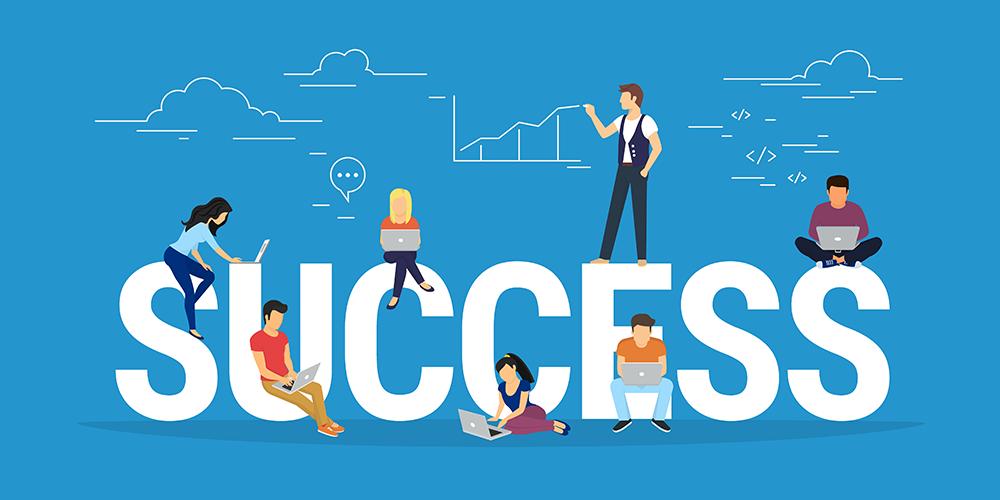 از زمین خاکی تا مدیریت یک کمپانی بزرگ – موفقیت در یک قدمی شماست