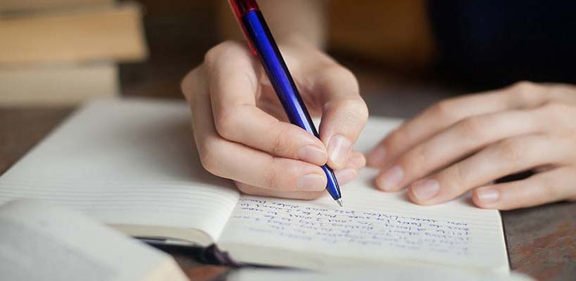 زیاد بنویسید