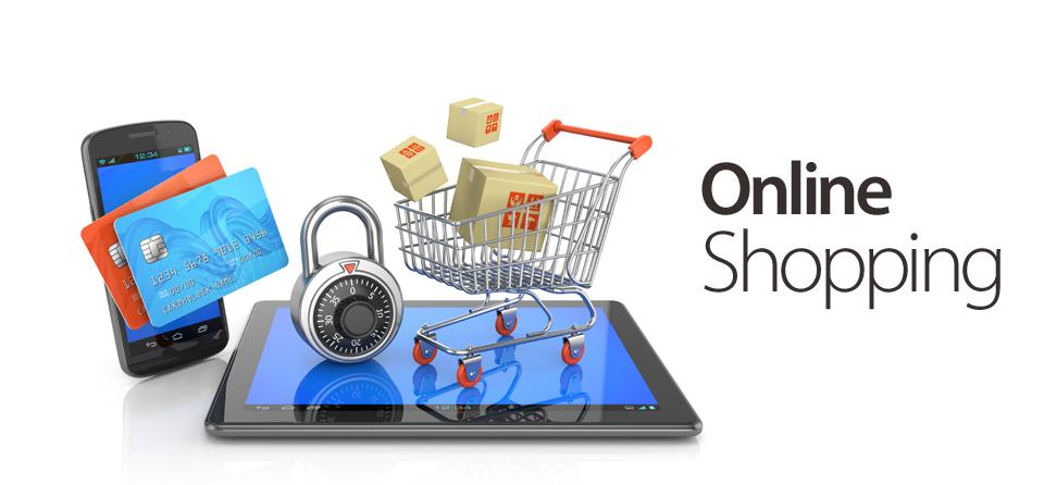 شما می توانید کالاهای روزمره خود را اینترنتی سفارش دهید