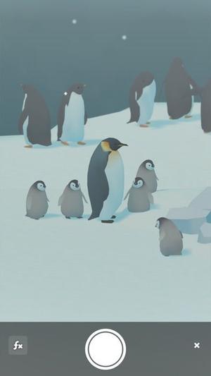 بازی هک شده جزیره پنگوئن ها برای آیفون