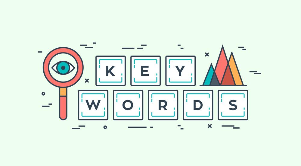 با کلمه کلیدی یا کلیدواژه بیشتر آشنا شوید