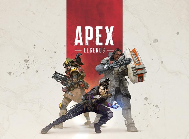 بازی Apex Legends رویایی در Battle Royale
