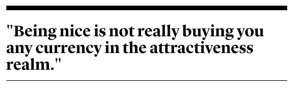 سکس خریدنی نیست، اما پول دسترسی به آن را راحتتر میکند