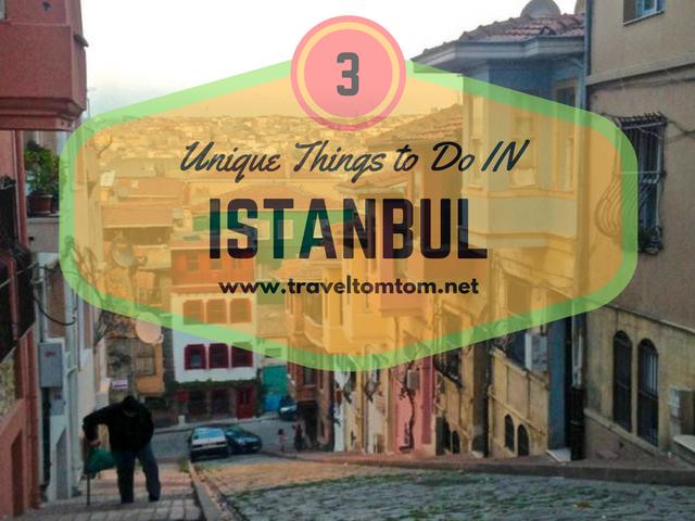 سه مکان منحصربهفردی که باید در استانبول ببینید