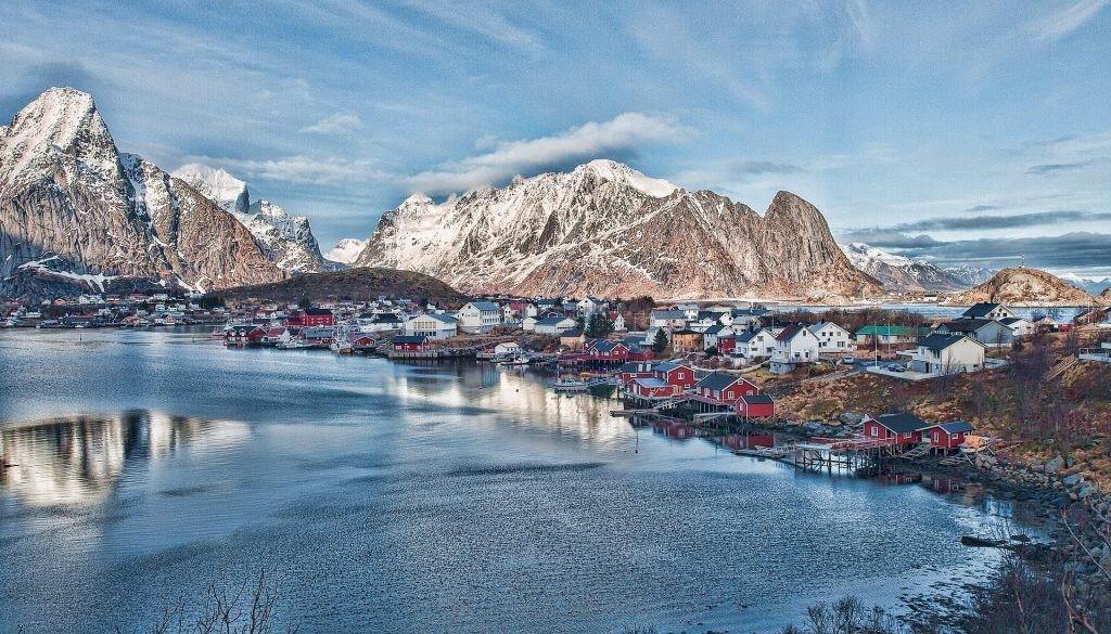 5 مکان شگفتانگیز برای سفر در زمستان