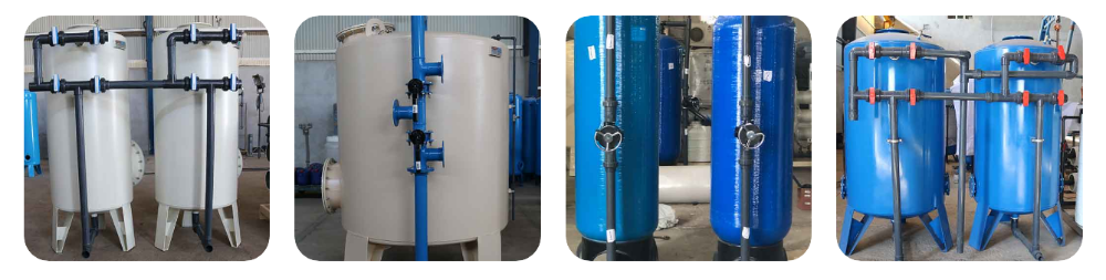 فیلتر شنی آب پاکسازان