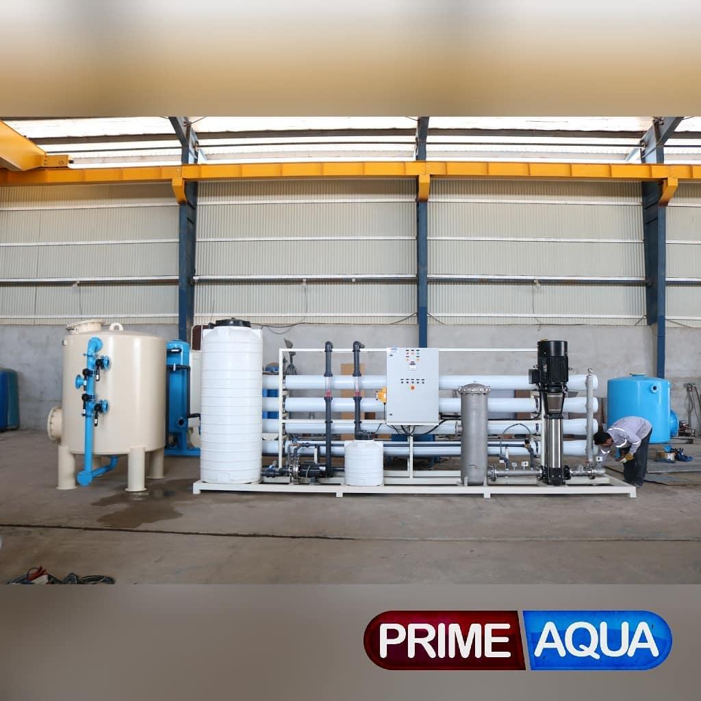 0 تا 100 دستگاه تصفیه آب صنعتی با ظرفیت 500 متر مکعب (500000لیتر)در شبانه روز
