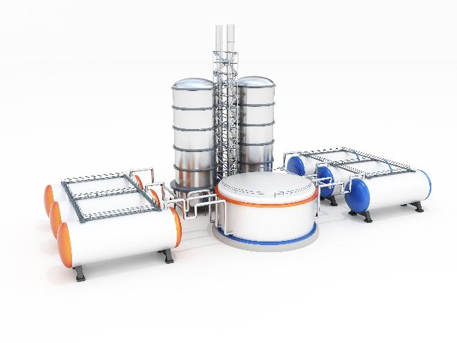 شرکتهای سازنده دستگاه تصفیه آب صنعتی