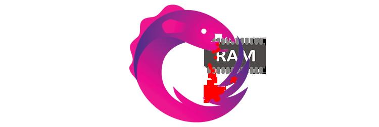 ارتباط مصرف بالای حافظه با RxSwift
