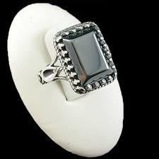 خرید انگشتر نقره مردانه و زنانه حدید صینی+ خواص حدید