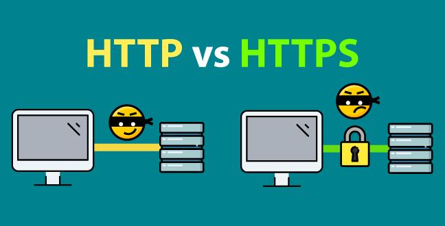 نقش فعال سازی پروتکل HTTPS در بازاریابی انلاین و SEO