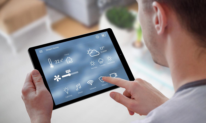 کنترل خانه هوشمند با هوماباکس