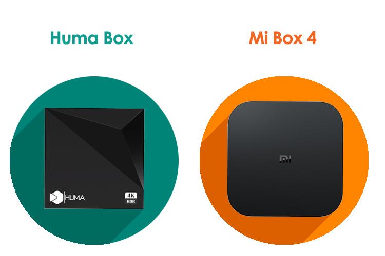 مقایسه هوما با رقیب نامآشنا خود Mi Box شیائومی