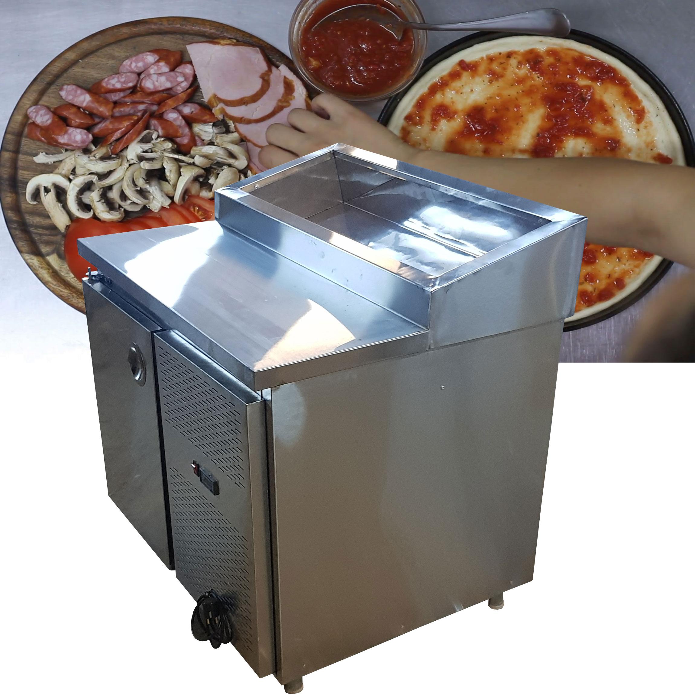 تاپینگ فست فود پیتزا فروشی چیست ؟