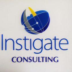 لوگوی شرکت Instigate