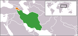 ایران و ارمنستان در کنار هم