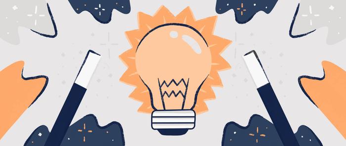 خلاقیت و ایده پردازی ها چگونه اتفاق میافتند ؟
