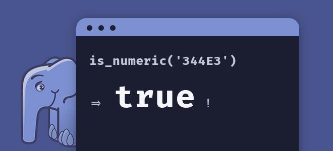 نماد علمی، و یک برنامهنویس بدشانس