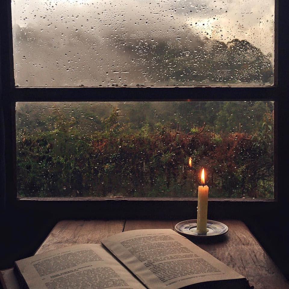 دیشب باران قرار با پنجره داشت...