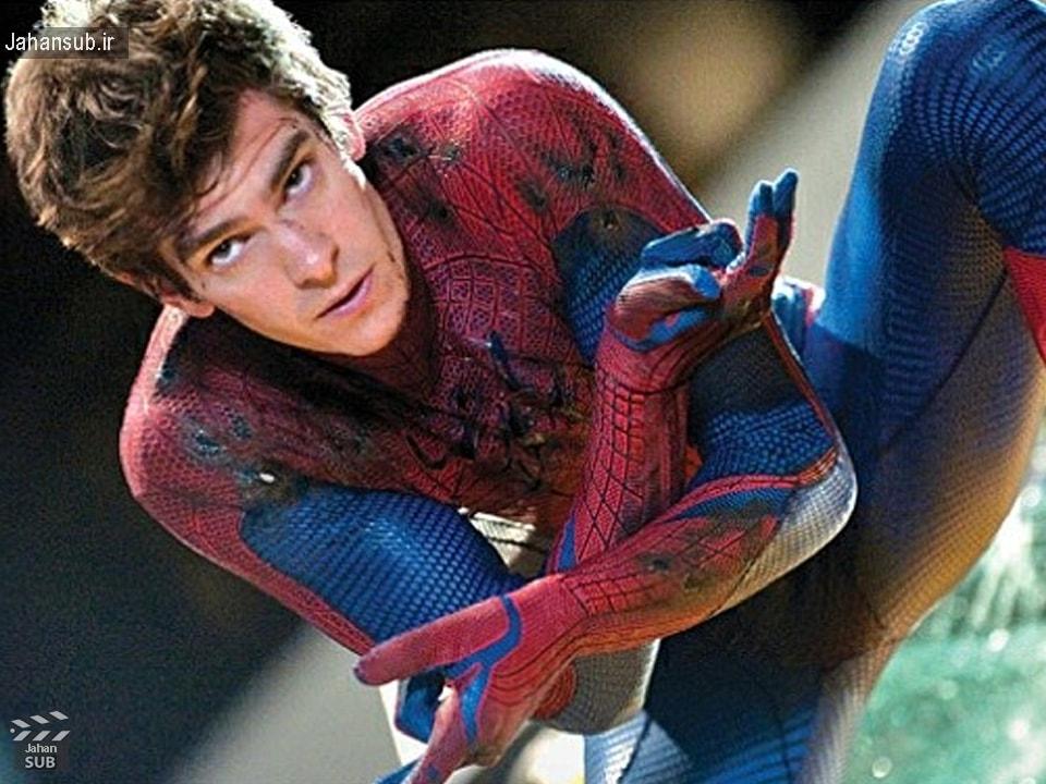 بازیگر نقش مرد عنکبوتی در سری دوم Andrew Garfield
