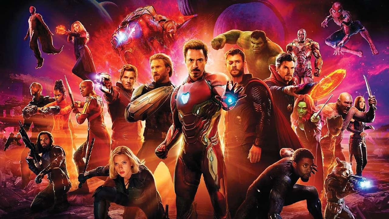 ساخت 3 ساعت فیلم برای تمام شخصیت های فیلم Avengers 4