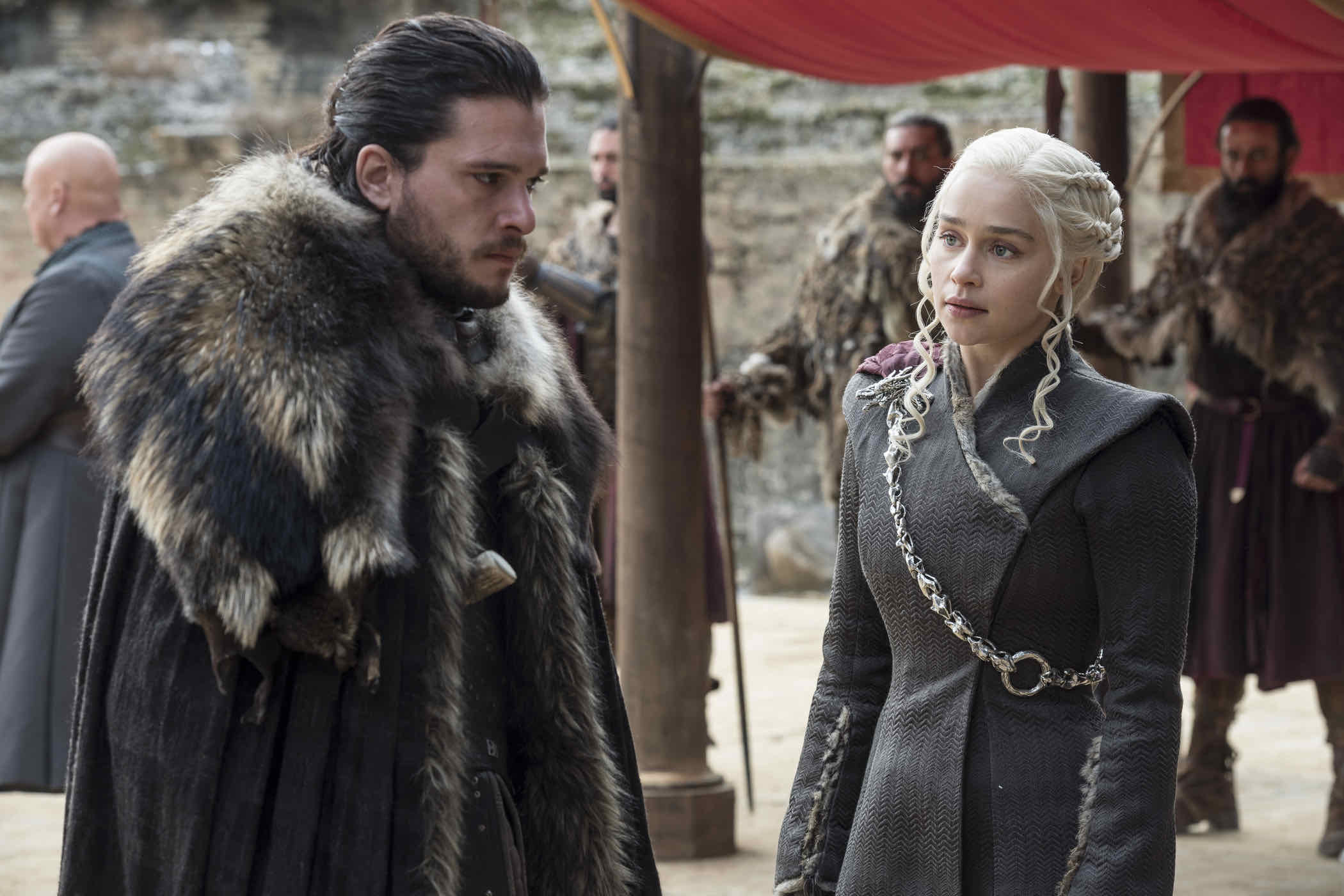 کمتر از 50 روز تا تاریخ پخش فصل پایانی Game of Thrones