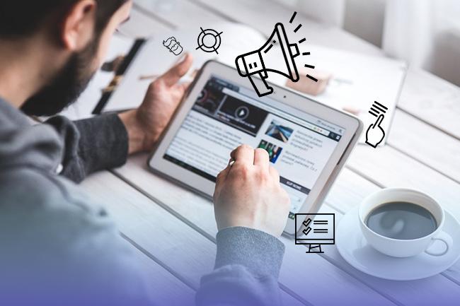 ۶ کاری که بازاریابان محتوا میتوانند با رصد فضای مجازی انجام دهند