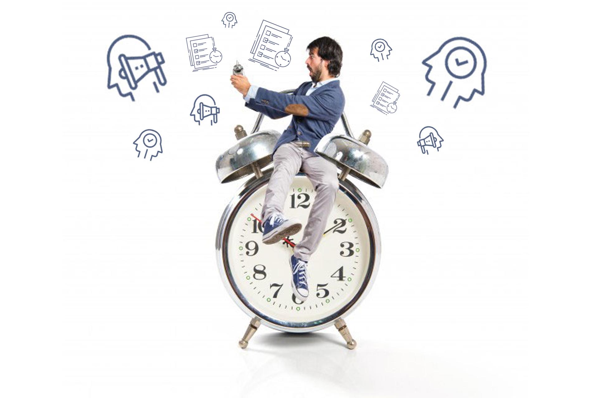 روابط عمومی و چالشی به نام مدیریت زمان!