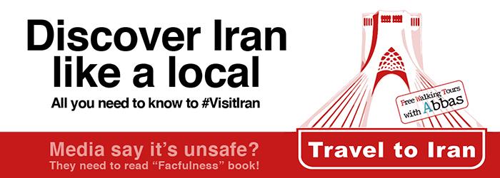 چطور پادکست Travel to Iran در آمریکا پروموت شد!؟