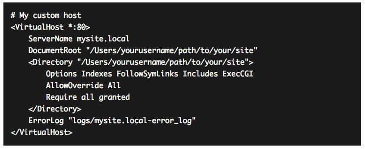 تنظیم Virtual Hosts در XAMPP و نظمی که به پروژهها میده