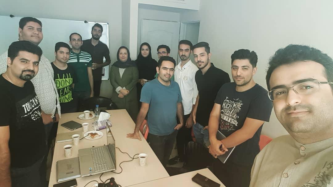 دوره آموزش بازی سازی در مشهد