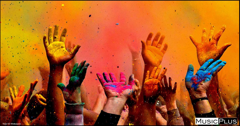 فستیوال رنگ(Holi)